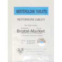Mesterolone tablets от (British Dragon)